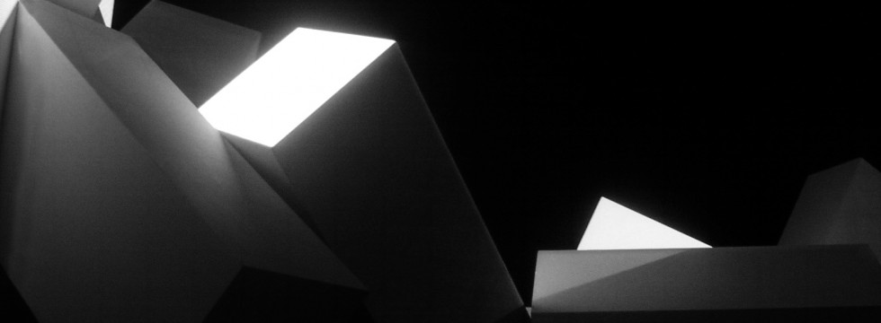 Light sculpture 2