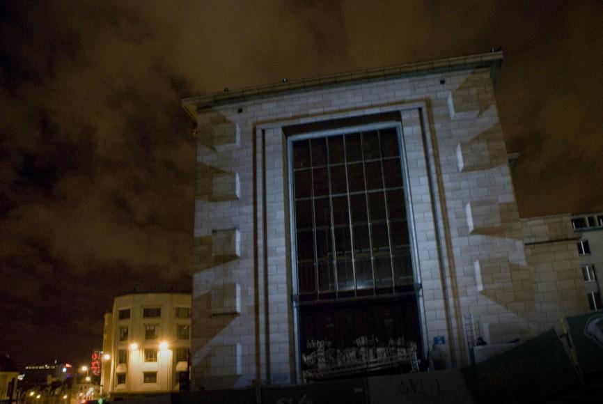 Nuit Blanche Bruxelles